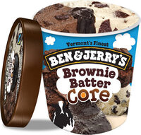 Brownie batter core ice cream - Product - en
