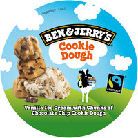 Ben & Jerry's Glace Cookie Dough Vanille 500 ml - Product - fr