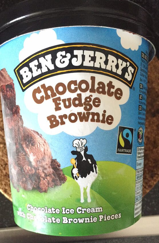 Chocolate Fudge Brownie - Producto - fr