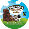 Ben & Jerry's Glace Pot Chocolat Fudge Brownie 500ml - Producto