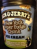 New York Super Fudge Chunk Ice Cream - Product