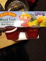 mixed fruit - Ingredients - aa