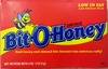 Bit-o-honey, taffy candy - Product