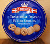 Traditional Danish Butter Cookies - Producto