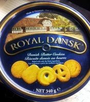 Danish Butter Cookies - Product