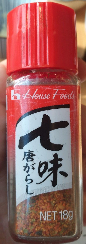 Mélange 7 épices Shichimi - Product - fr