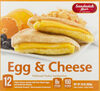 Flatbread Pocket Sandwiches - Product