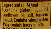 Mini croutons - Ingredients - en