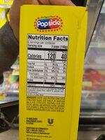 rainbow popsicles - Ingredients - en