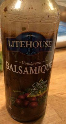 Vinaigrette balsamique - Produit