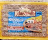 Breakfast sausage - Product - en