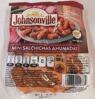 Johnsonville Mini Salchichas  Ahumadas - Product - es