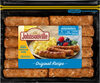 Fully cooked original breakfast sausage links - Product