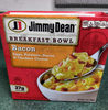 Jimmy dean, breakfast bowl bacon - Product