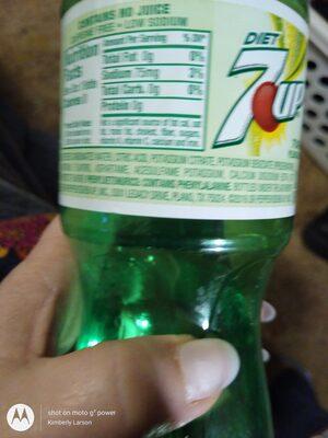 7 Up Lemon Lime Soda Diet - 6 CT - Product - en