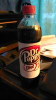 Diet dr pepper - Product - en