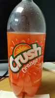 Crush, soda, orange, orange - Product - en