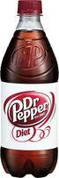 Diet dr pepper - Prodotto - en