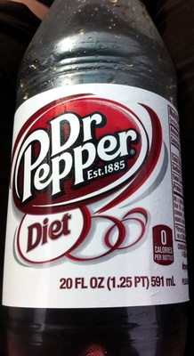 Dr Pepper Diet - Product