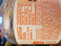 Diet orange soda, orange - Пищевая и энергетическая ценность - en