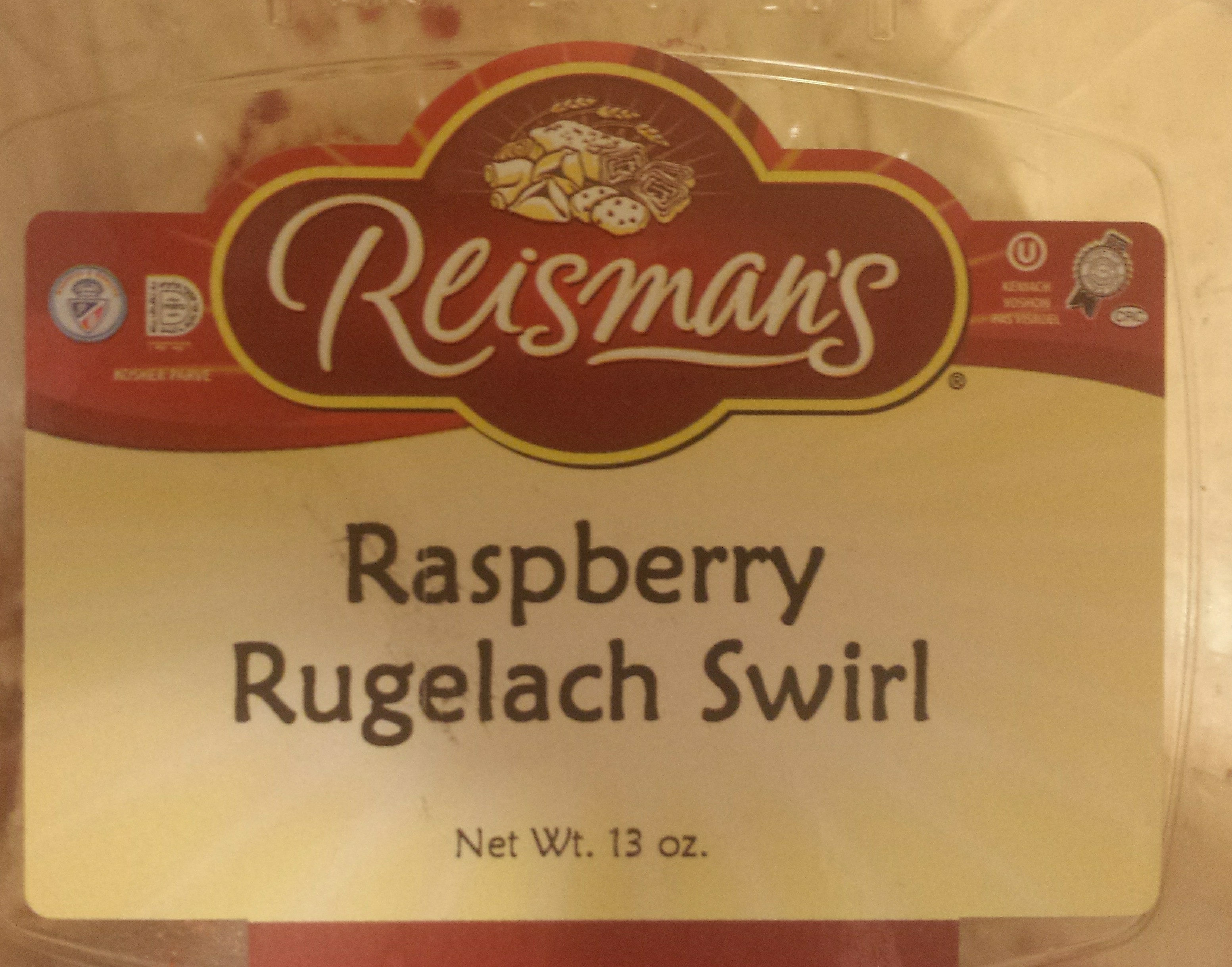 Raspberry Rugelach Swirl - Product - en