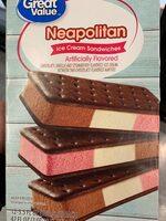 Neapolitan - Nutrition facts - es