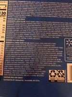 Fruit & grain bars - Ingredienti - en