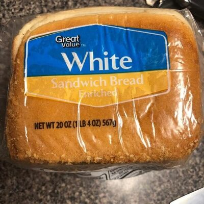 White Bread - Product