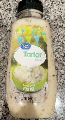 Tartar Sauce - Product - en
