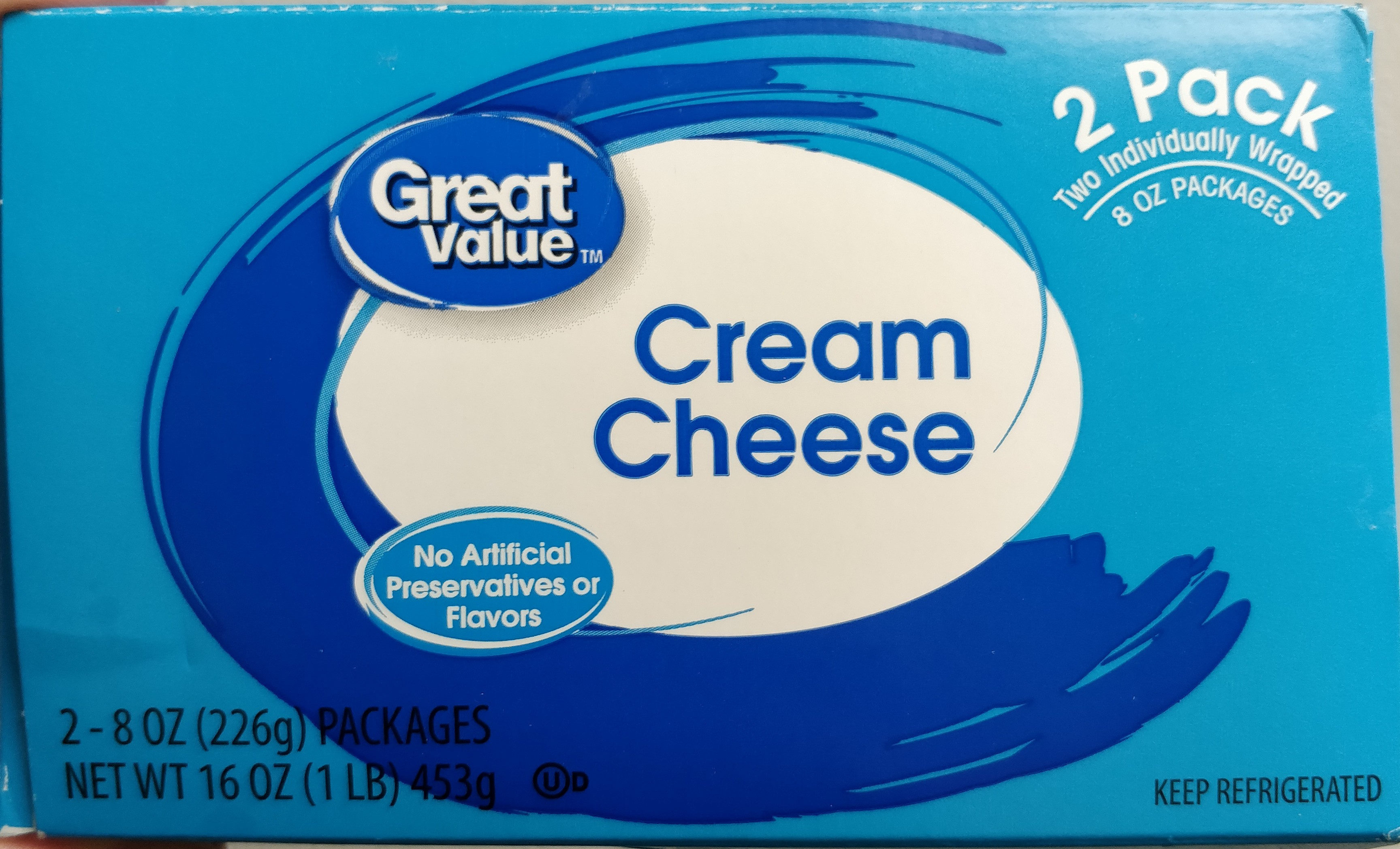 Cream Cheese - Product - en