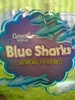 Blue sharks candy - Product