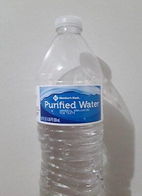 Purified Water - Product - en
