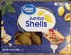 Jumbo shells - Produit