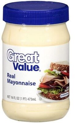 Real Mayonnaise - Produit - en