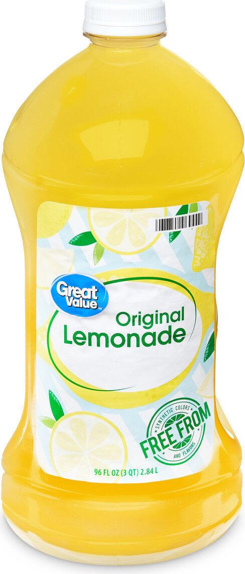 Original lemonade - Produit - en