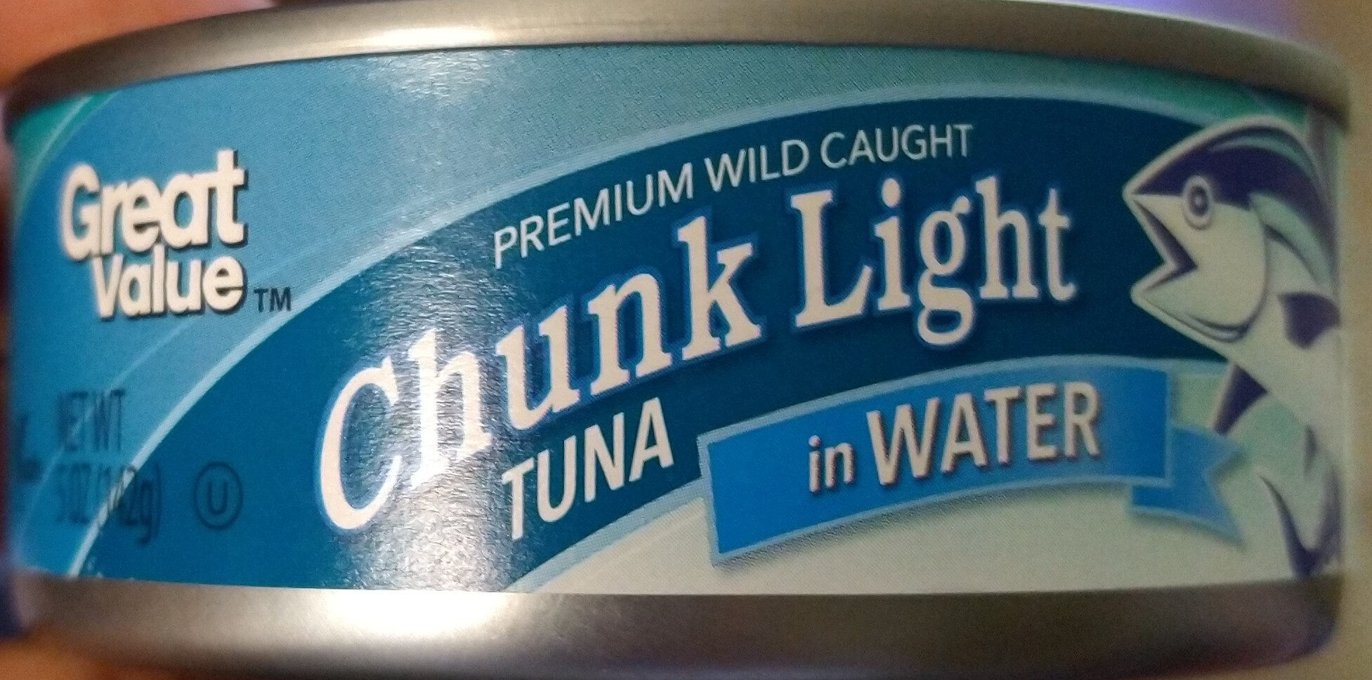 Chunk Light Tuna In Water - Product - en
