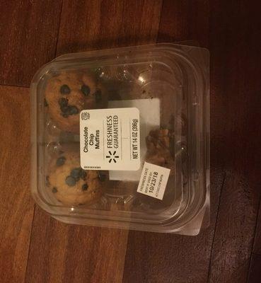 Muffins - Produit - fr