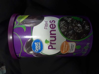 Pitted Dried Prunes - Product