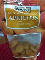 Daily chef, dried mediterranean apricots - Product - en
