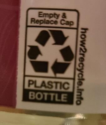 Clear american, sparkling water beverage, black cherry - Istruzioni per il riciclaggio e/o informazioni sull'imballaggio - en