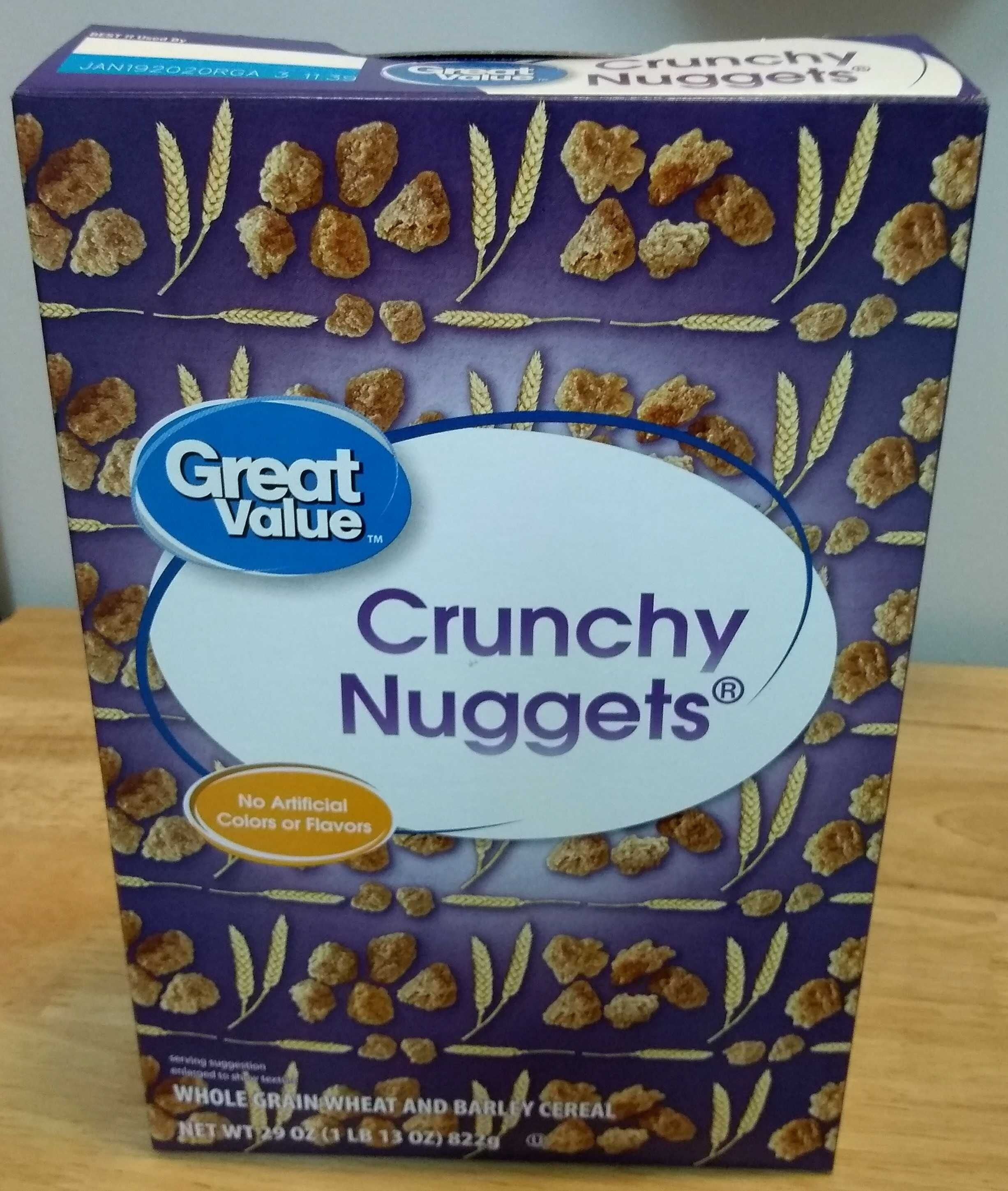 Crunchy Nuggets - Product