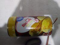 Jumbo Biscuits Butter flavored - Product - en