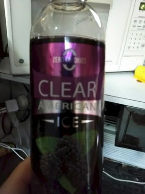 Ice Naturally Flavored Sparkling Water Beverage Wal Mart Stores Inc