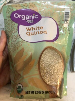 Organic White quinoa - Produit - en