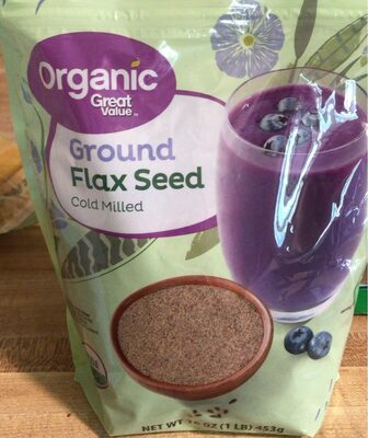 Ground flax seed cole milled - Produit