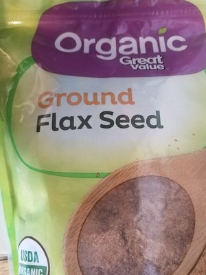 organic great value flaxseed - Product