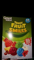 Tangy fruit smiles - Product