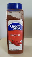 Great Value Paprika - Product