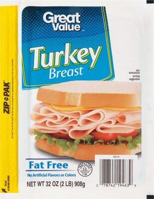 Turkey Breast - Produit - en