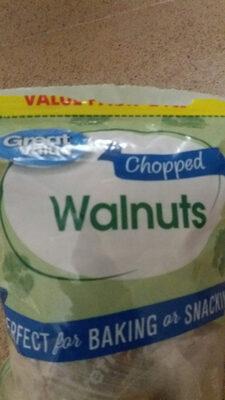 chopped walnuts - Product